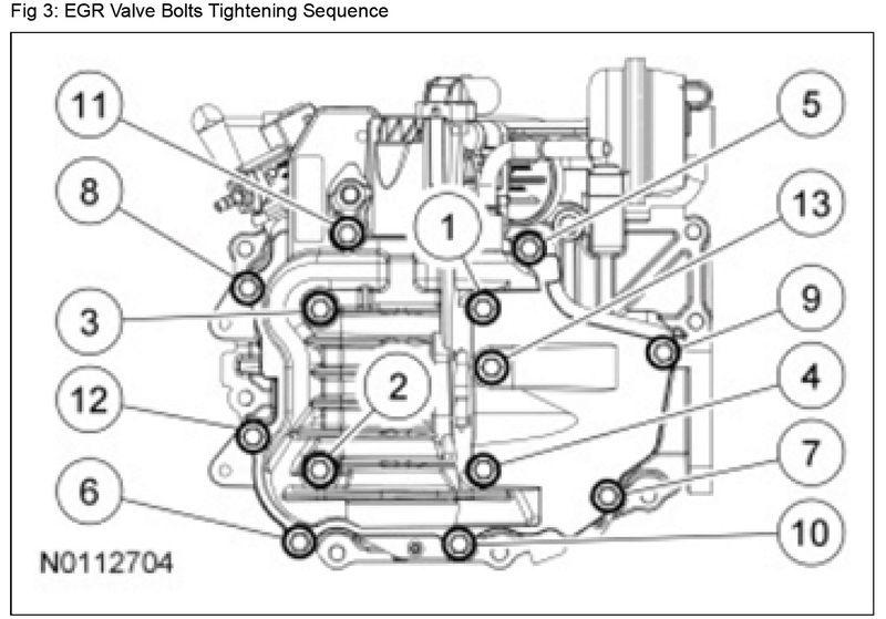 2012 ford f350 diesel fuel filter location