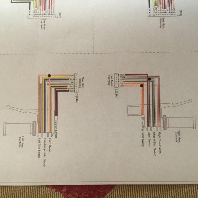 2014 Harley Xl1200v Wiring Diagram Wiring Diagram