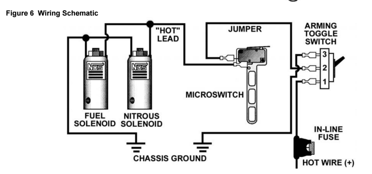 nitrous solenoid wiring diagram