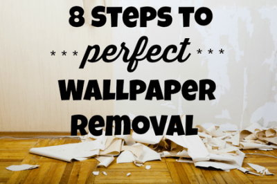 The Best Way to Remove Wallpaper | DoItYourself.com