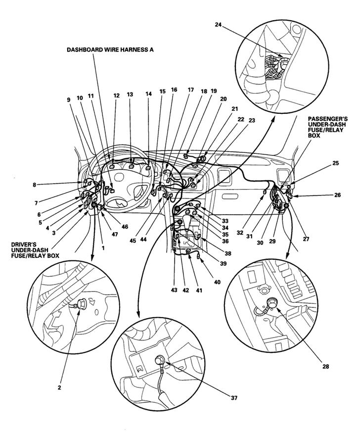 chevy 1993 c k 2500 wiring diagram