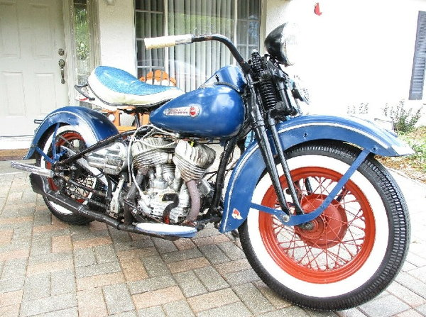 1947 Harley-Davidson WL for Sale in Independence, KS RacingJunk