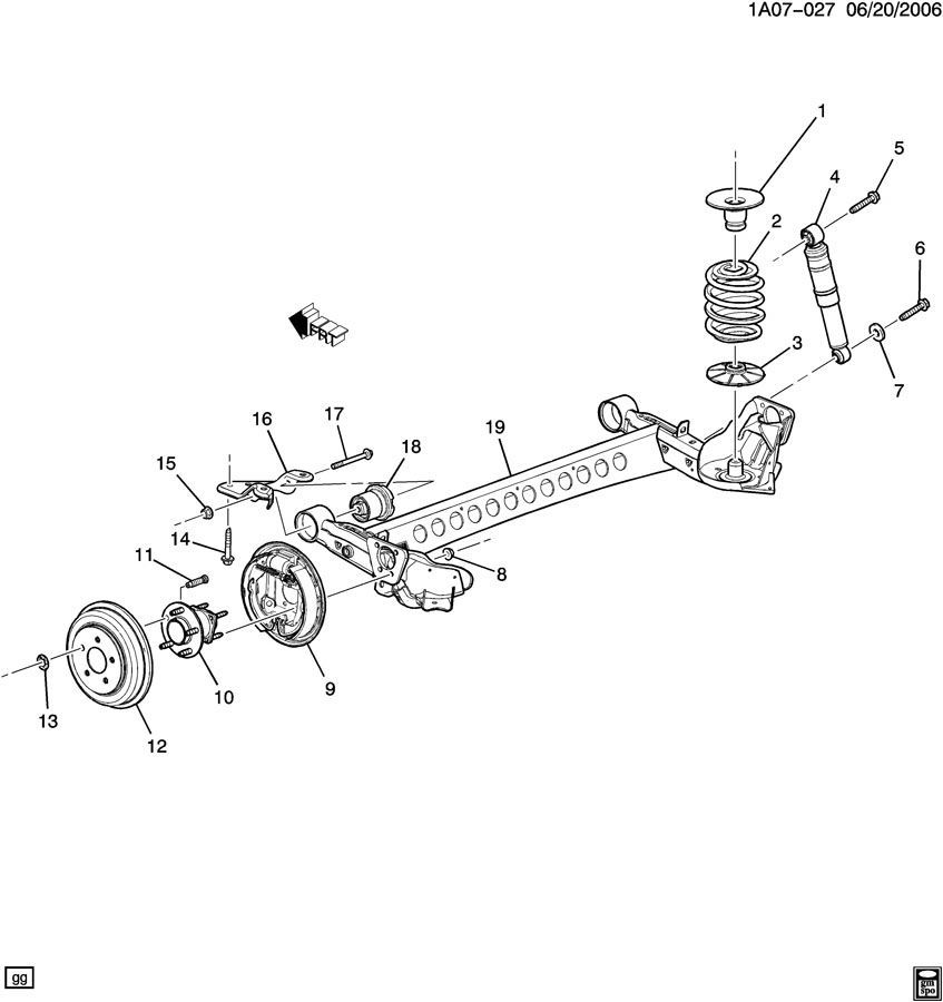 Rear suspension question - Chevy HHR Network