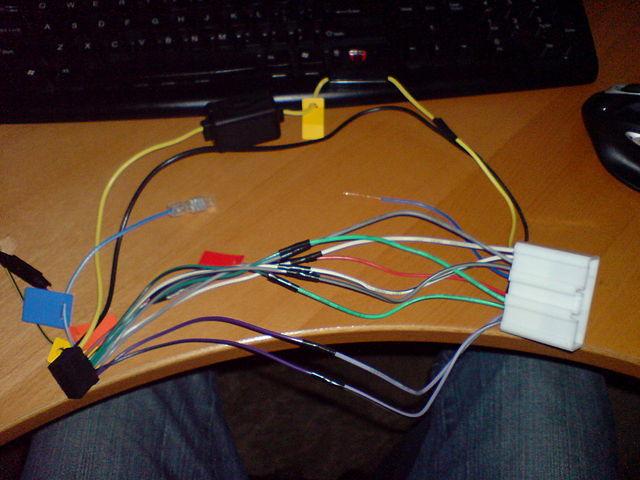 Scosche Fdk106 Wiring Harness