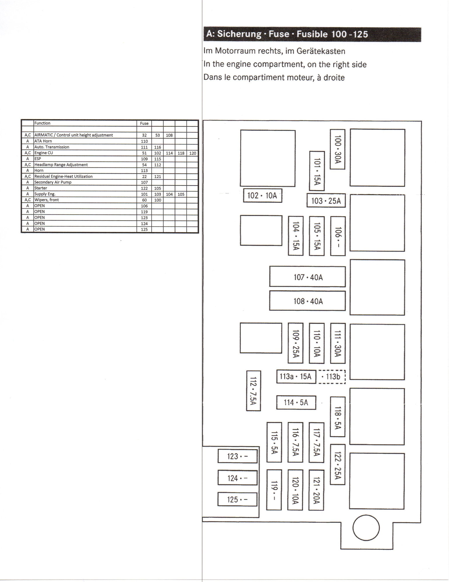 mercedes benz vito user wiring diagram