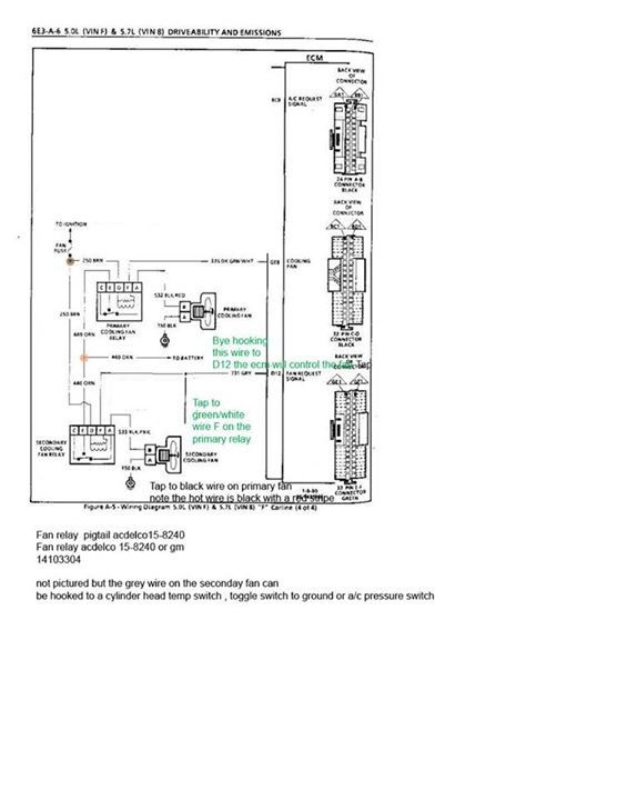wiring diagram for msd7222 to 7730