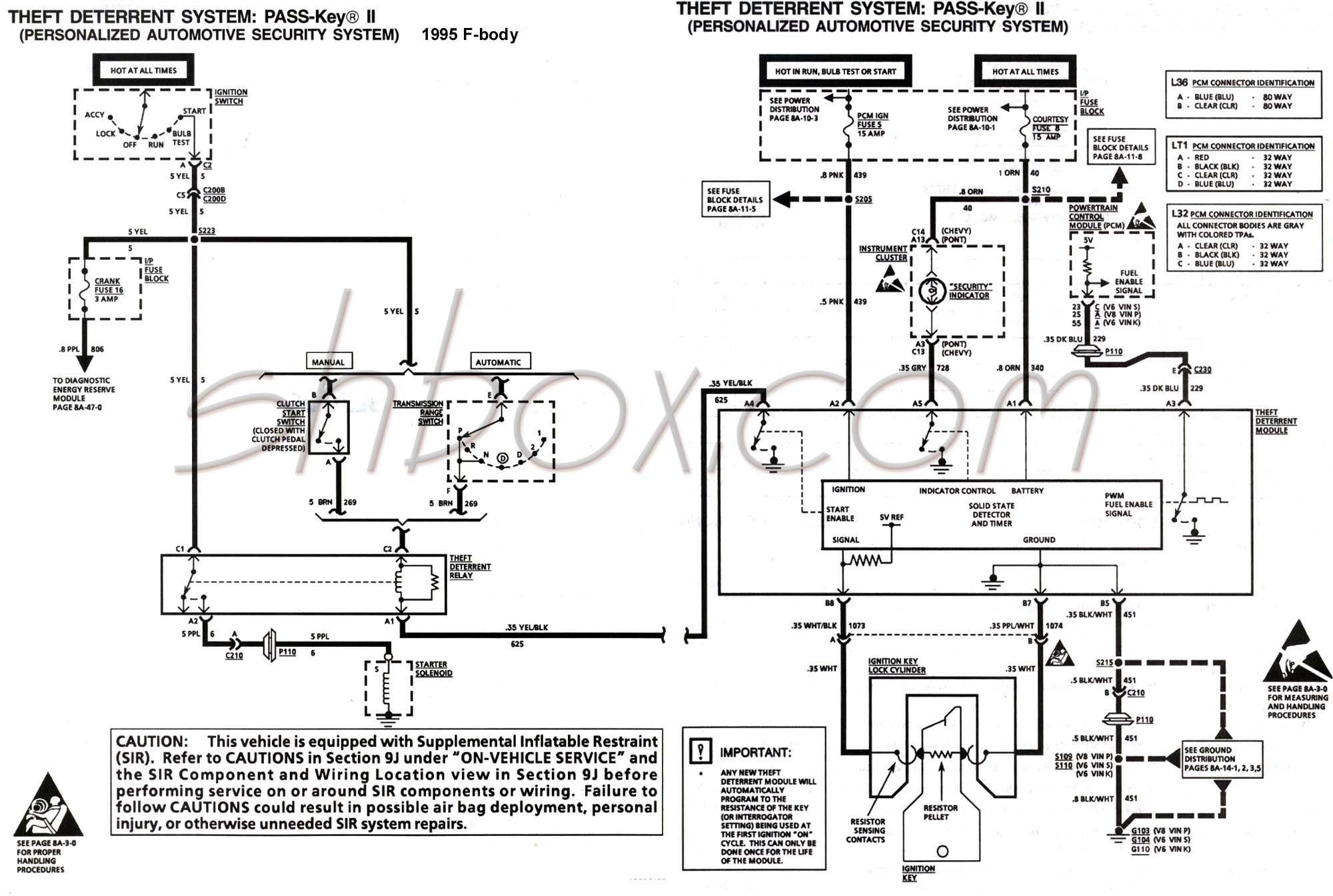 2000 camaro bcm wiring diagram