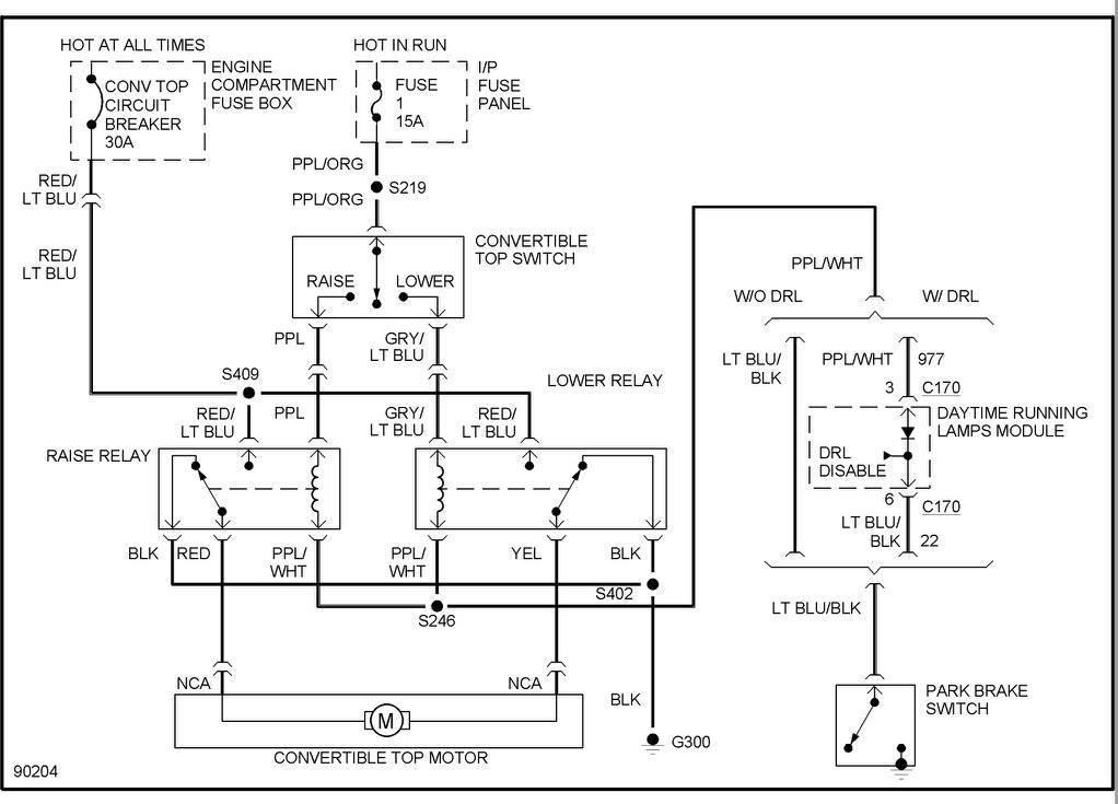 Repin diagram 98 4r70w into 96 - MustangForums