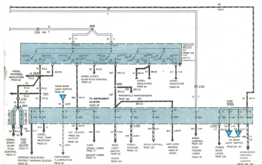 2006 ford lcf wiring diagram