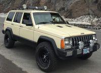 Roof Rack for 89 Cherokee XJ