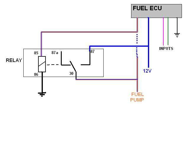 Sc300 Fuel Pump Wiring Diagram - Carbonvotemuditblog \u2022