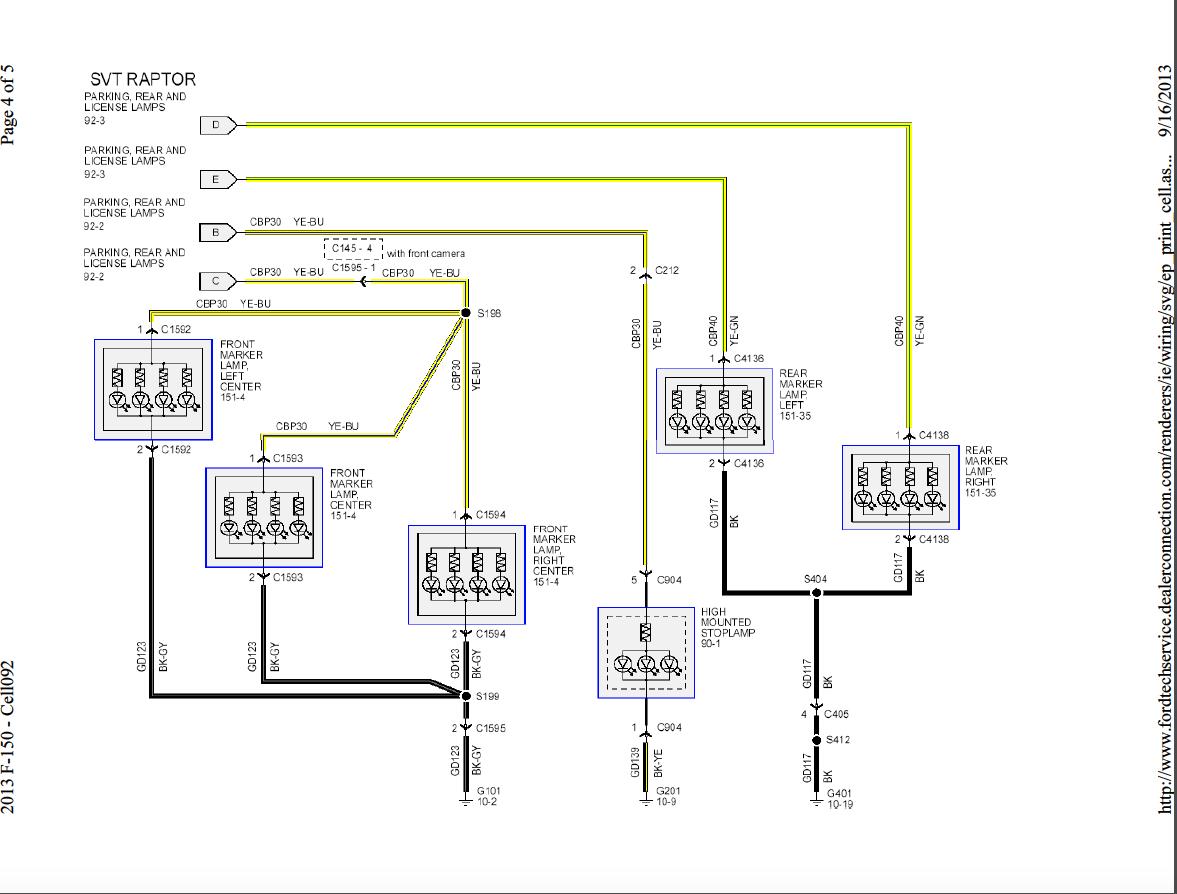 1978 f150 tail light wiring diagram s10 tail light wiring