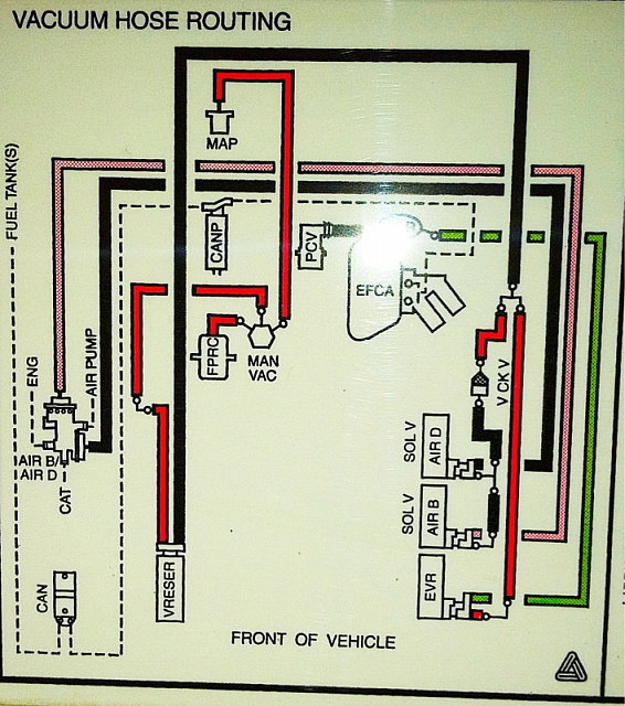 1995 f150 49 vacuum diagrams - Ford Truck Enthusiasts Forums