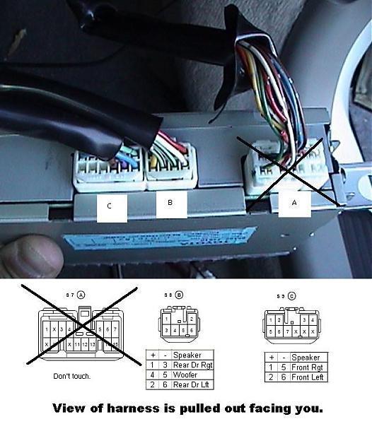 How to Install an Aftermarket Radio in 1998 Lexus es300 - ClubLexus