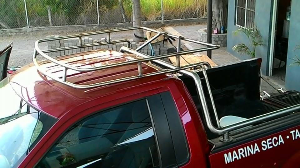 Opinions On Custom Roof Rack Ford F150 Forum