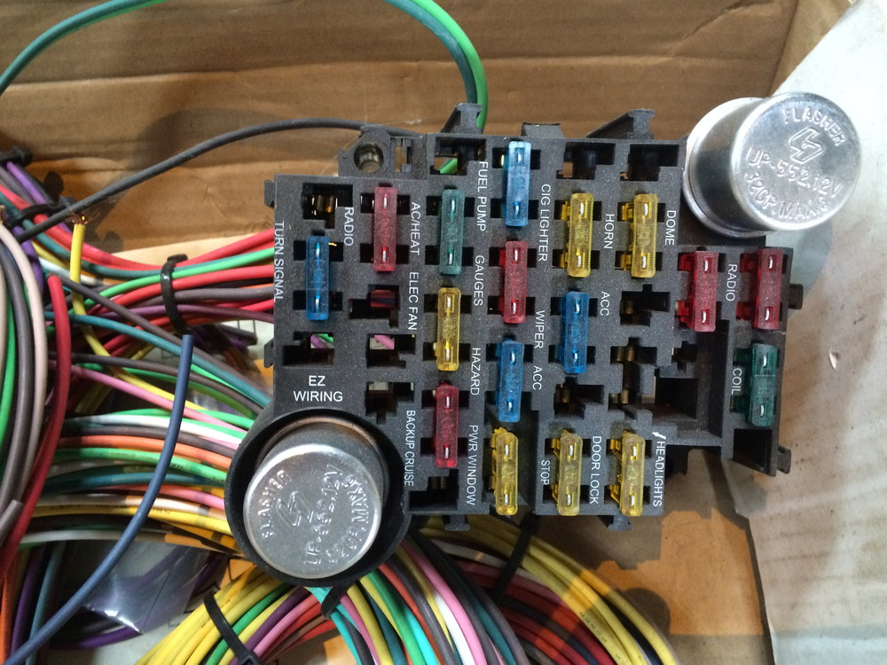 EZ Wiring Harness Reviews? - Ford Truck Enthusiasts Forums