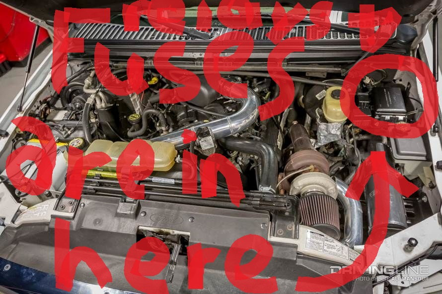 No power to radio - Ford Truck Enthusiasts Forums