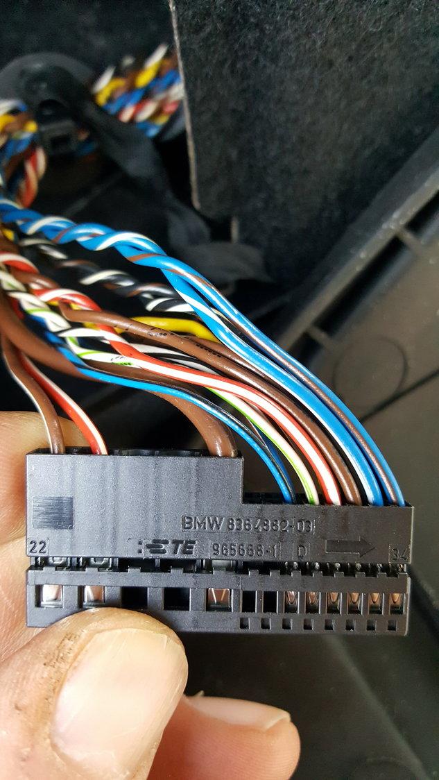 Harman Kardon wiring diagram help! - North American Motoring