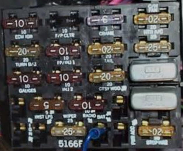 86 Camaro Z28 Fuse Box Wiring Schematic Diagram
