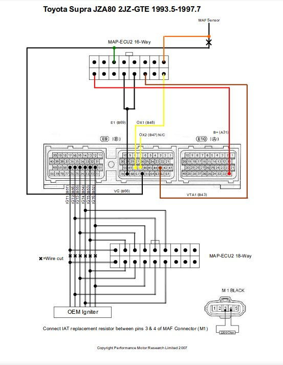 is300 ecu wiring diagram