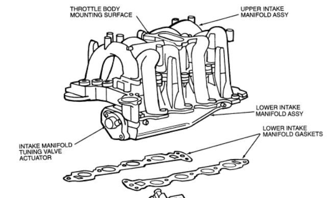 ford 4 2l v6 engine diagram