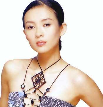 Zhang Ziyi Chinese actress