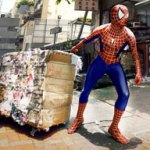 La routine quotidiana dei supereroi a Hong Kong: 28 immagini