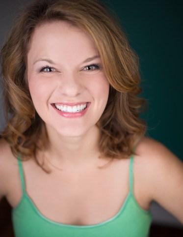 Maggie Lou Rader as Hippolyta