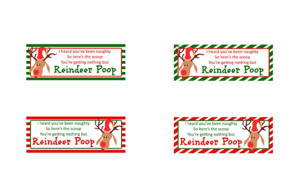 Reindeer Poop - CincyShopper