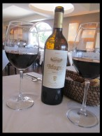August 9, 2014 - Spanish food at La Sala Restaurant, Puerto Banus