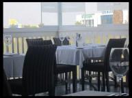 August 15, 2014 - Spanish food at La Sala Restaurant, Puerto Banus