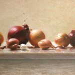Medley of Onion • Available at Hearle Gallery