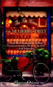 The Tea House by Sharon Owens, Irish Books Cindy Thomson