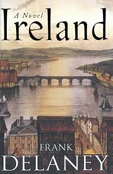 Ireland by Frank Delaney, Irish books Cindy Thomson