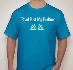 Bedtime t-shirt campaign
