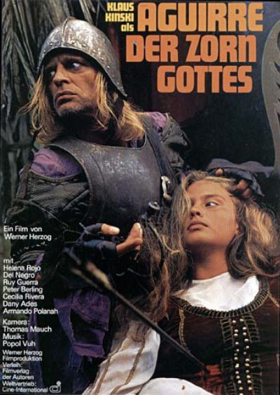 Aguirre, der Zorn Gottes de Werner Herzog