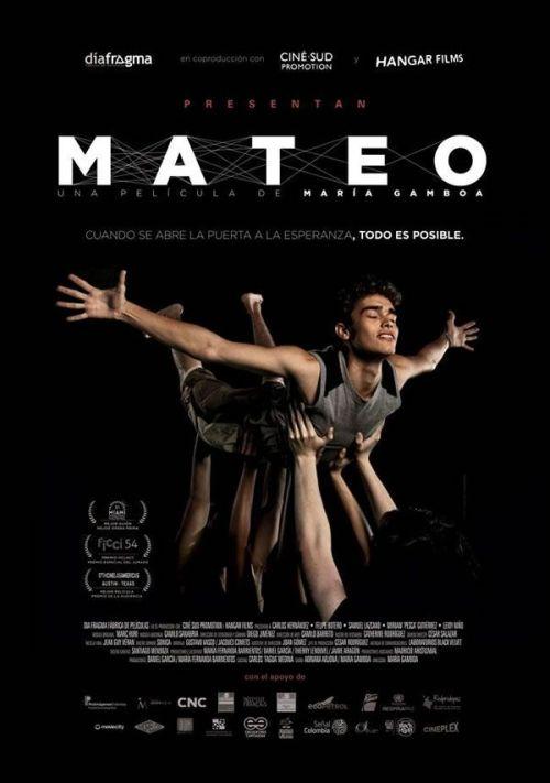 """Colombia, """"Mateo"""" (Mateo), María Gamboa, directora;"""
