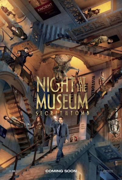 Night at the Museum- Secret of the Tomb