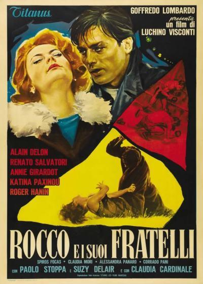 Rocco e i suoi fratelli de Luchino Visconti
