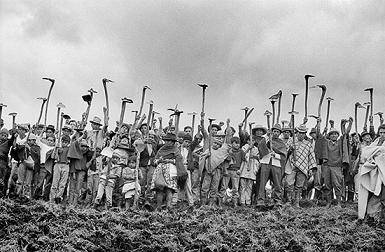 Campesinos (1975) de Jorge Silva