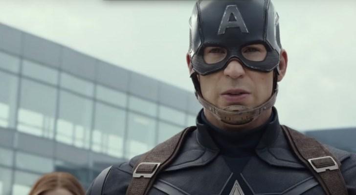 Steve Rogers ya no será el Capitán América en las películas Marvel