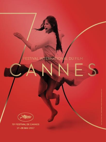 Afiche Cannes 2017