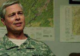 'Máquina de guerra': Primer 'teaser' de la pelicula original de Netflix protagonizada por Brad Pitt