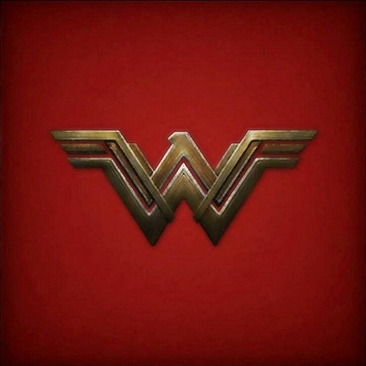 3d Batman Hd Wallpaper Novo Logo Foto E Arte Do Filme Da Mulher Maravilha