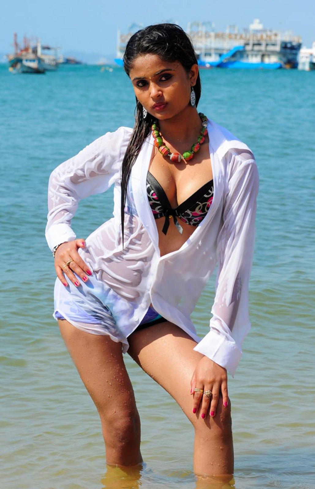 Cute College Girl Wallpaper Actress Varsha Hot Stills Varsha Sexy Stills Varsha Hd