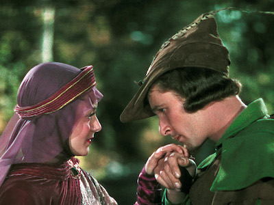 The Adventures of Robin Hood / The Case of the Curious Bride UCLA