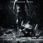 "Novo Pôster de ""The Dark Knight Rises"""