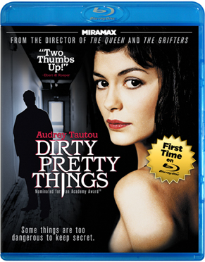 movie review dirty pretty things Arguably the worst film of stephen frears's career, dirty pretty things is a ludicrous, insecure psychological thriller that purports to give a human face to britain's invisible underclass.