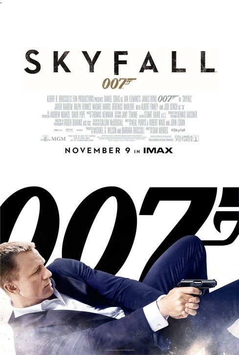 Movie Review: Skyfall Stays Aloft with Great Style