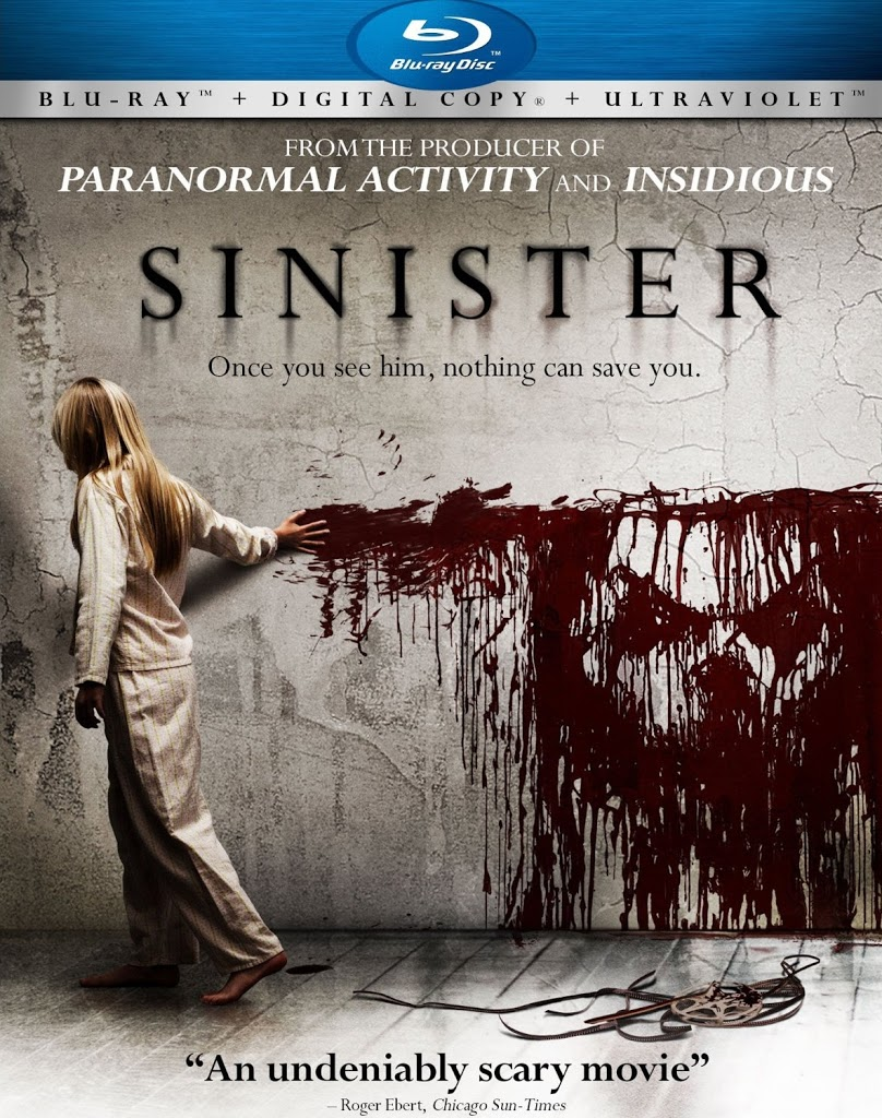 Blu-ray Review: Sinister